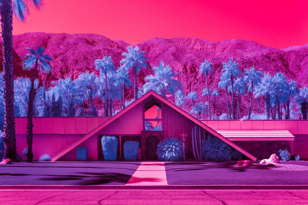 Архитектура вобъективе: Палм-Спрингс иЛос-Анджелес глазами Кейт Баллис