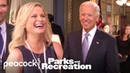 Leslie Meets Joe Biden - Parks and Recreation