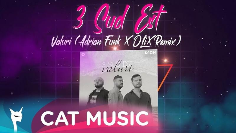 3 Sud Est Valuri Adrian Funk X OLiX Remix