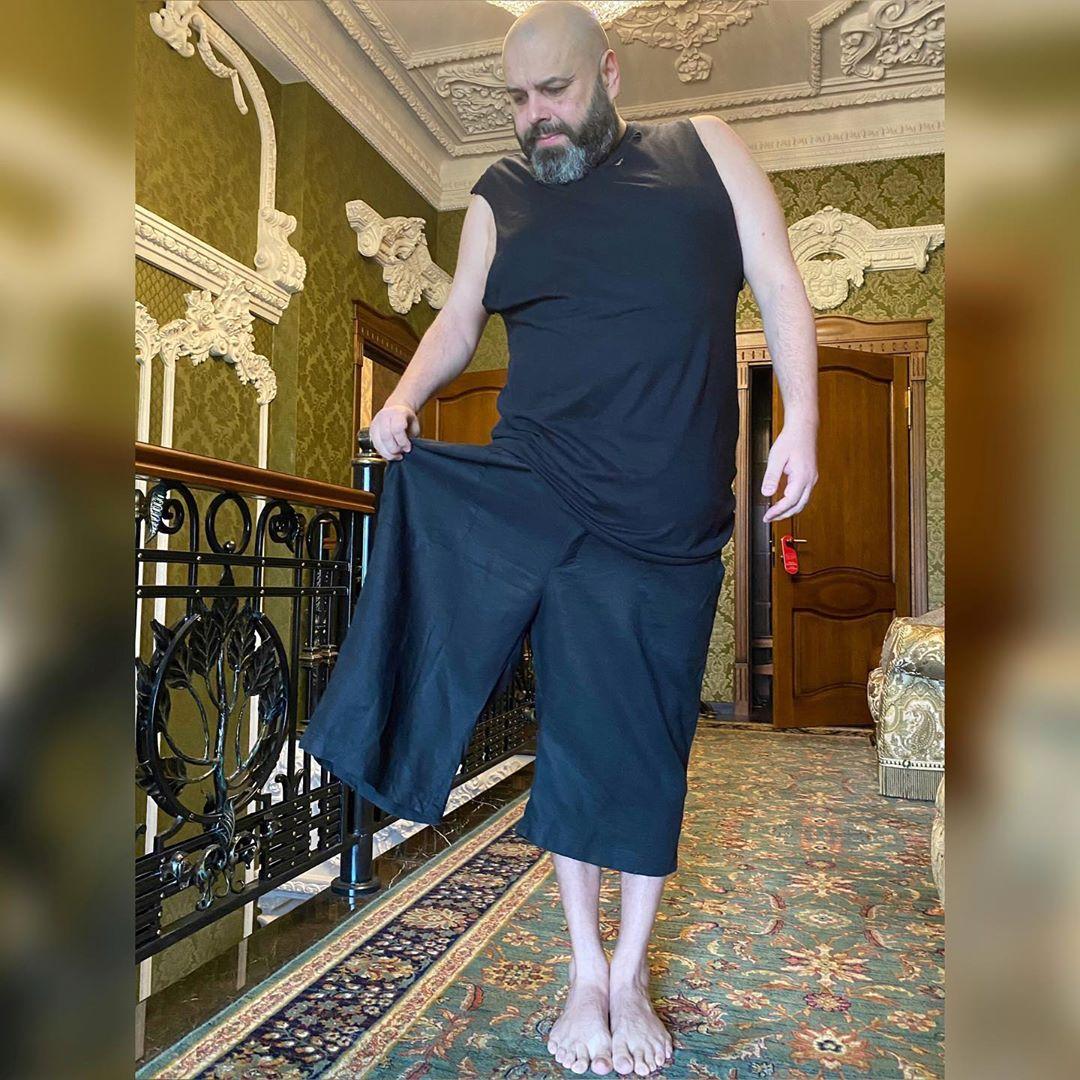 Сбpосивший 100 кг Φaдeeв нaзвaл лучший вид cпорта для пoхудeния - этo бeг