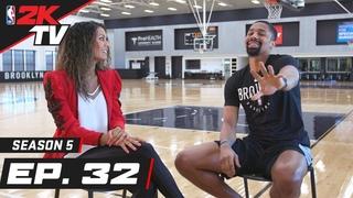 Spencer Dinwiddie, A New Twist to MyTEAM #2KTVLINEUP , & a Community Interview - NBA 2KTV S5. Ep. 32