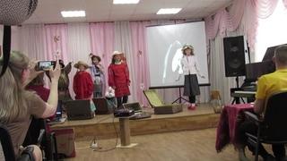 """конкурс МАЛЕНЬКАЯ ЛЕДИ - """"бабушкин сундук"""""""