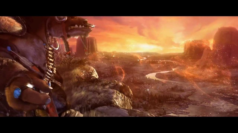 World of Warcraft cinematic trailer [FullHD]