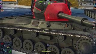 Chi-Ri и Самый лютый ствол на диком Западе в World of Tanks Blitz