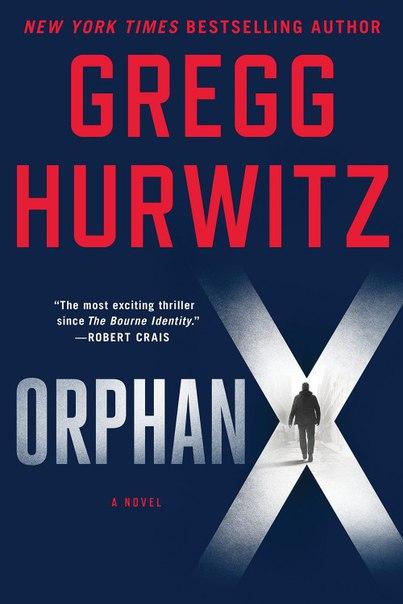 Orphan X (Evan Smoak #1)
