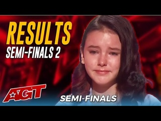 THE RESULTS: The Final 5 Acts Through To The Finals! Did America Get It Right?
