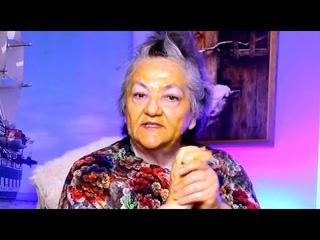 Старая сухая кожа помолодела на глазах Очень хорошая маска для лица в 50-60 лет