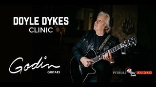 Doyle Dykes Guitar Clinic - Presented by Godin Guitars & Pitbull Audio