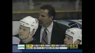 Ruslan Fedotenko scores a typical Ruslan Fedotenko goal vs Blues (2004)