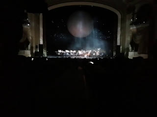 Концерт в Зимнем театре на моё день рождение