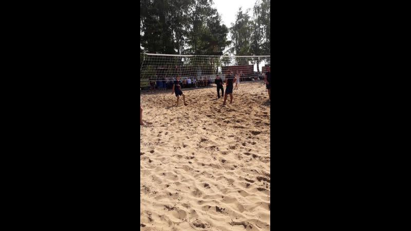 ЧЕМПИОНАТ МИРА с. Боровое по пляжному волейболу. Боровое-В.Тула-Шилово-Ярково