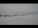 Ледоход Надвиг льда на прибрежье Онеги попутным ветром Весна 2017 года