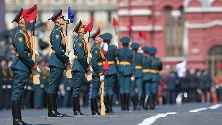 От проведения парада Победы отказались 14 российских городов