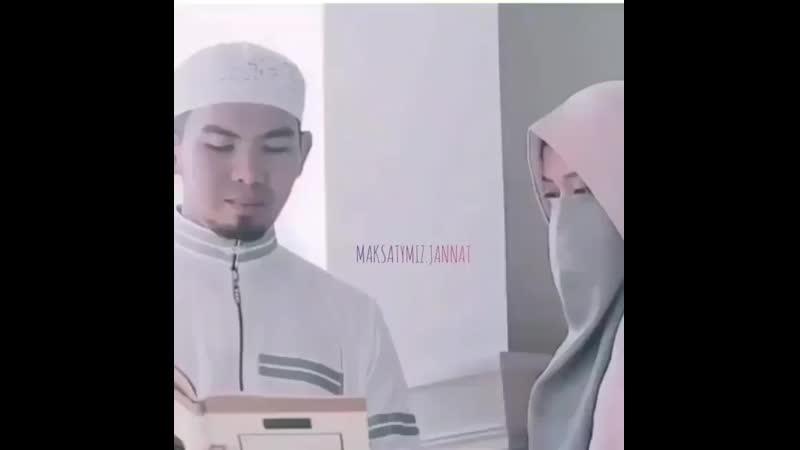 Аллах тағала баршамызға салиқалы жар нәсіп етсін...
