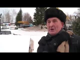 Не забудем Степаныча - он стал символом Нового Года в РФ.