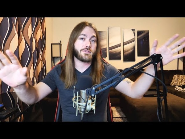 Rings of Saturn Lucas Mann Fake Guitar DEBUNKED - Jared Dines Reaction Response Video