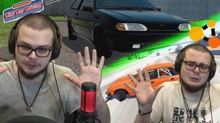 Смешные моменты с БУЛКИНЫМ #114 (City Car Driving   Beam NG Drive   Little Nightmares )