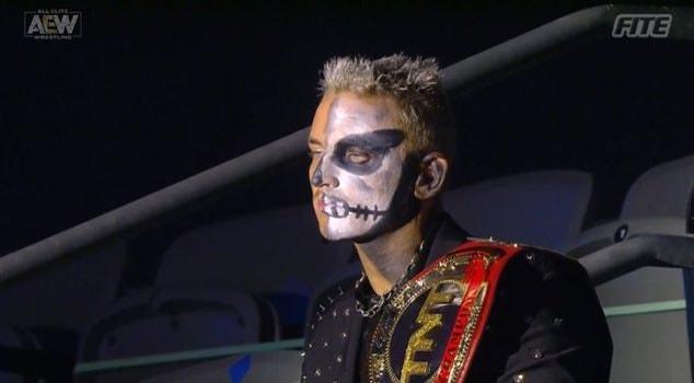 AEW Dynamite и NXT 11.11.20, изображение №1
