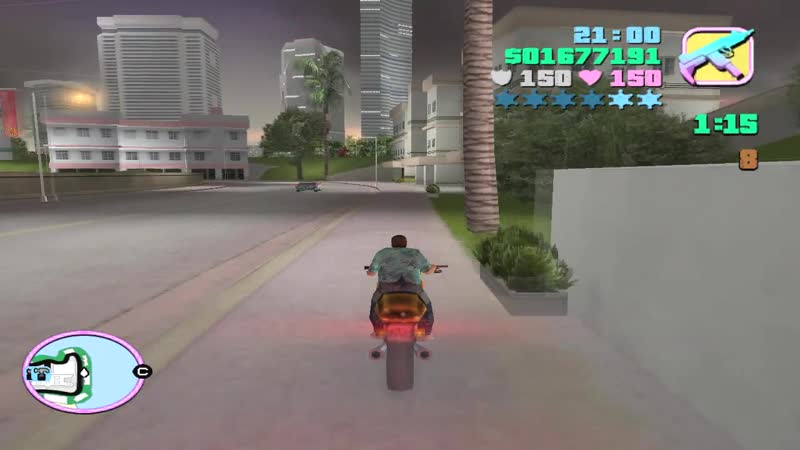GTA Vice City Жажда смерти 30