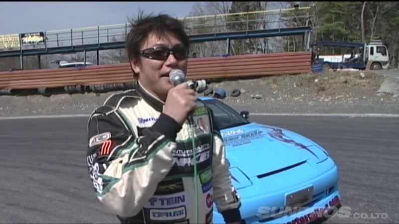 Drift Tengoku 57 — 全国 Circuit 攻略 西日本編 Motor World.