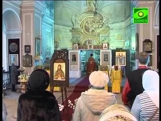 Икона Иоанна Предтечи обрела свое место