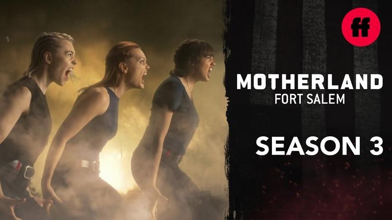 Motherland Fort Salem Season 3 Announcement Freeform