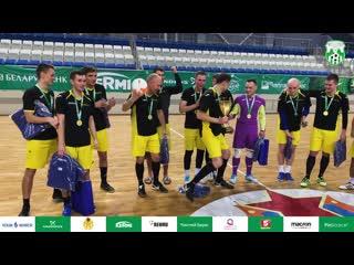 Влог с межкорпоративного турнира Stalitsa Business Cup-2019
