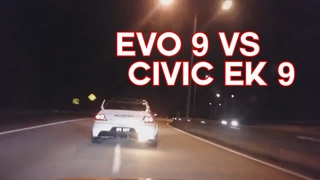 POCKETAUTO EP3 - EVO 9 VS HONDA CIVIC EK9 GENTING HIGHLAND TOUGE WANGAN   MALAYSIA #POCKETAUTO