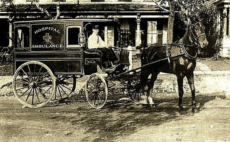 История скорой помощи, изображение №1