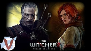The Witcher 2 [Angry Joe - RUS RVV]