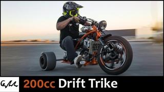Making a Drift Trike