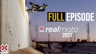 REAL MOTO 2020: Full Broadcast | World of X Games
