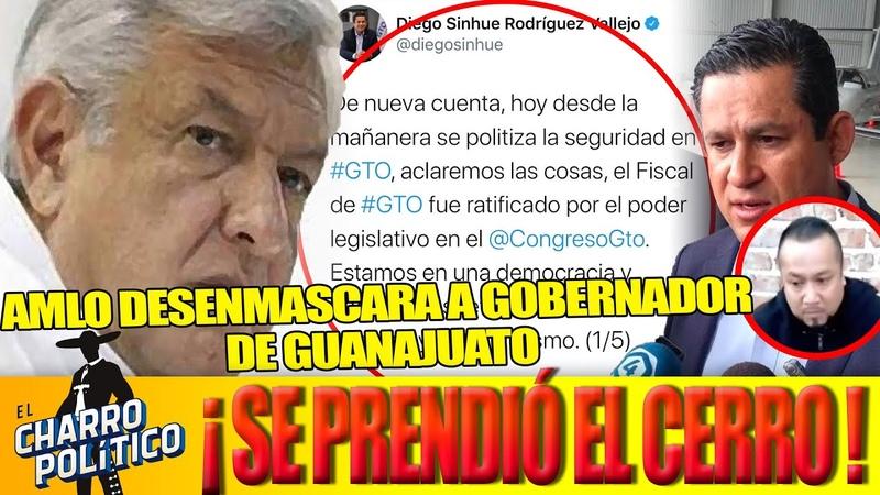 Amlo Ordena Investigar a Jueza Que Liberó a La Mamá Del M@rr@ ¡Que Me De La Cara El Gobernador!