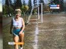 70-летняя марафонка Нина Печёрская