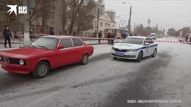 Ранение в ногу арменина в Волгограде напавшегоис монтировкой
