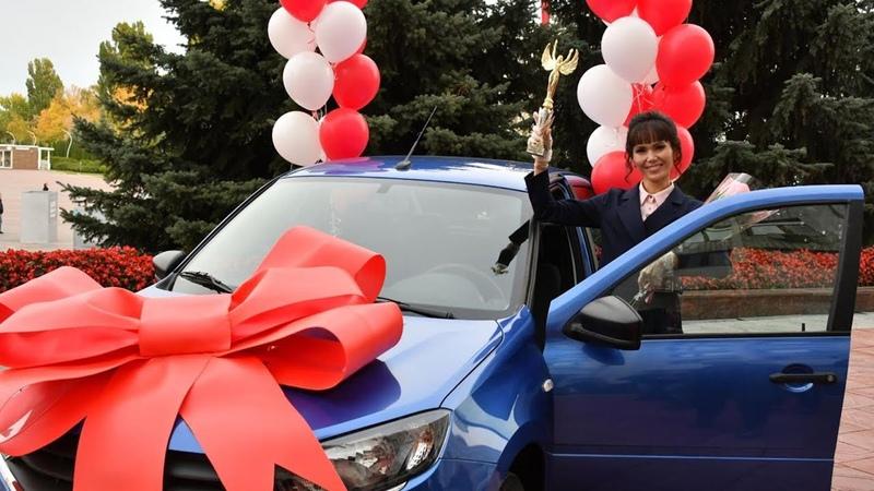 Асем Шукурова победитель конкурса Учитель года Самарской области Новости Тольятти 07 10 2020