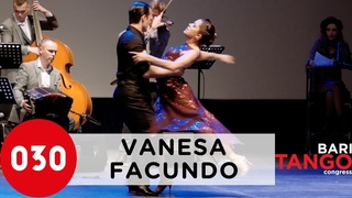 Vanesa Villalba and Facundo Pinero – Oblivion, Bari 2017 #VanesayFacundo