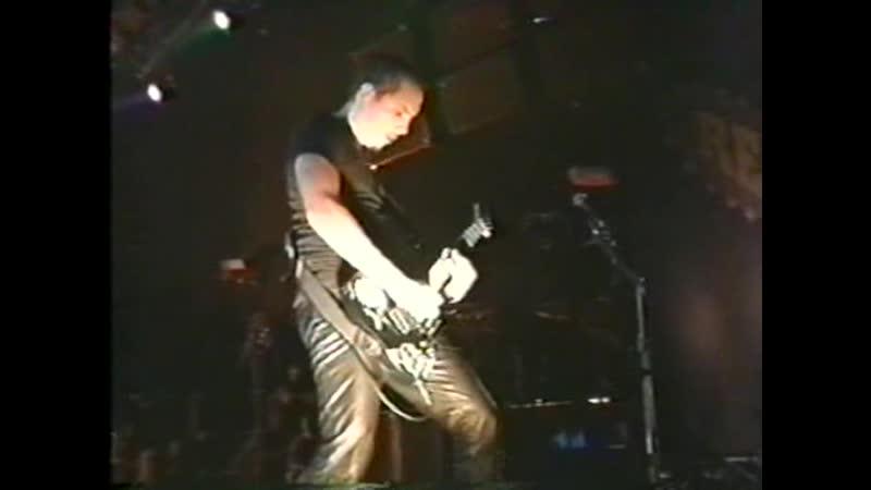 Metallica Live @ Reading England 25 08 97