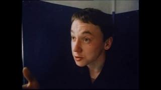 """-Человек без чемодана, как дерево. Всю жизнь, на одном месте.Художественный фильм """"Облако-рай"""" 1990 года."""