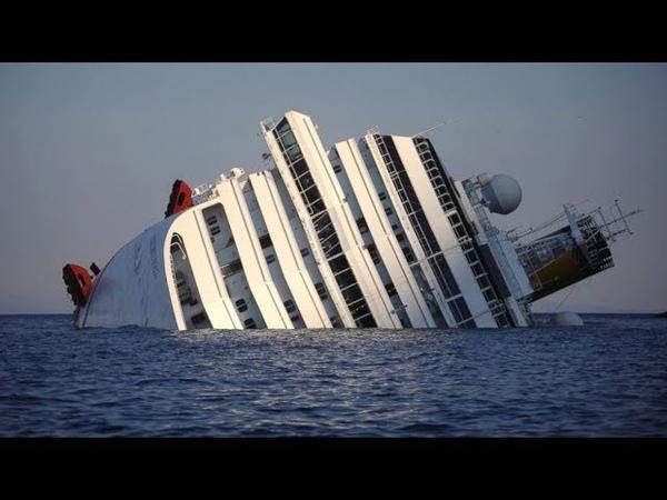 Большая подборка аварий кораблей катастрофы столкновения