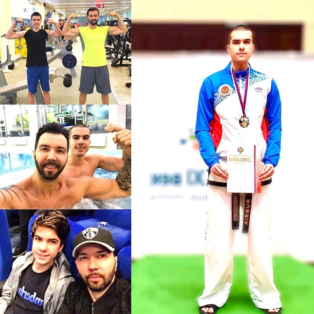 Сын певца Дениса Клявера стал чемпионом России по тхэквондо 🥇