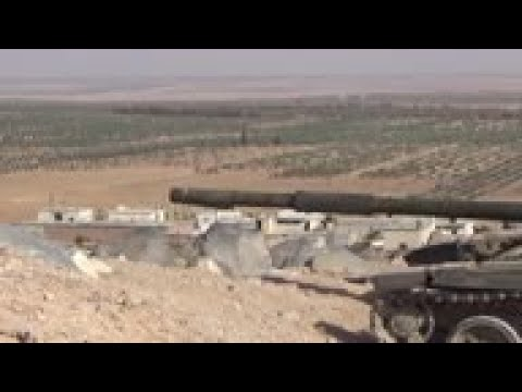 Fierce fighting ongoing in Idlib province