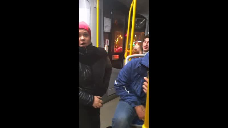 Кондуктор VS Психованная красная шапочка