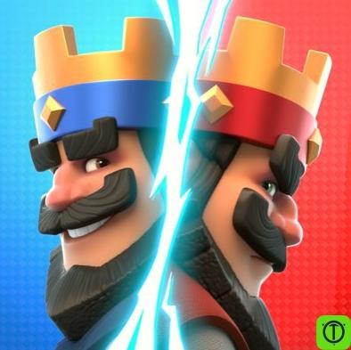 Новая иконка для Clash Royale! #cr_news@opegitstudio