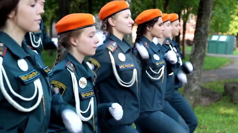 Регион67 Смоленские работники МЧС стали участниками всероссийского танцевального флешмоба