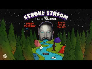 Claude VonStroke - Live  Stroke Stream Ep 001