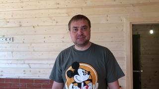 Каркасная баня 6х9 по индивидуальному проекту во Владимирской области - Отзыв клиента