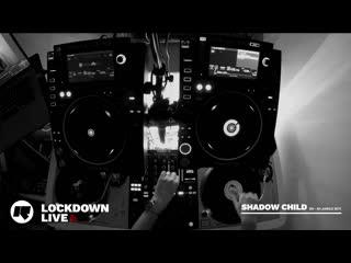 Shadow Child (92-94 Jungle Set) | Lockdown Live 002 | Rinse FM