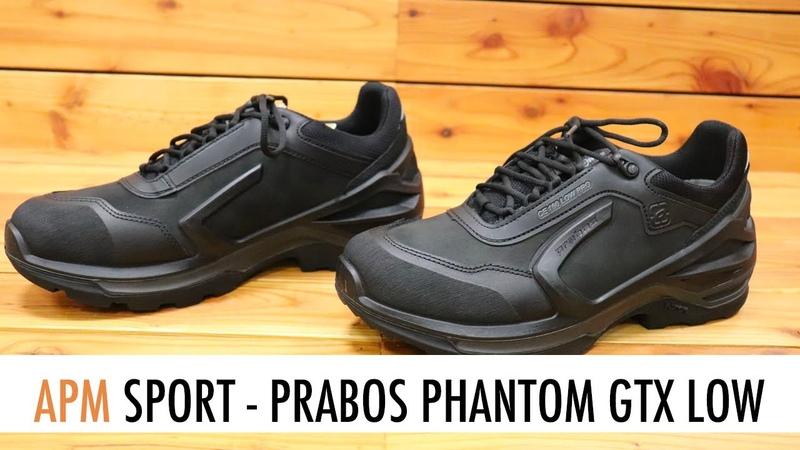 Boty Prabos Phantom GTX Low