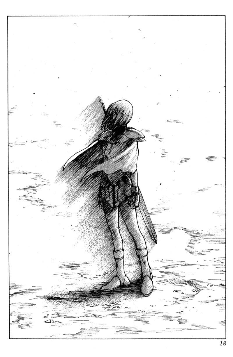 Claymore, Chapter 1, image #18